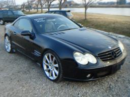 Used Mercedes-Benz SL500