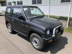 Used Mitsubishi PAJERO MINI