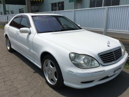 Used Mercedes-Benz S55L