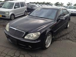 Used Mercedes-Benz S500L