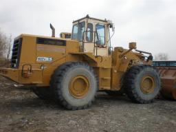 Used Kawasaki Wheel loader - FW