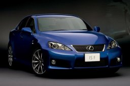 Used Lexus IS F