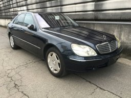 Used Mercedes-Benz S500