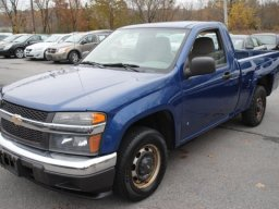 Used Chevrolet colorado