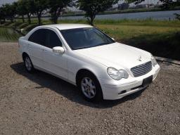 Used Mercedes-Benz C200