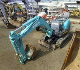 Used Kobelco MINI EXCAVATOR
