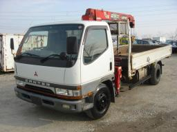 Used Mitsubishi Canter