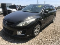 Used Mazda ATENNZA SPORTS WAGON