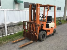 Used Toyota 1.0ton FORKLIFT
