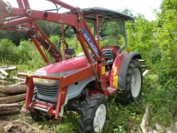 Used LG Tractor