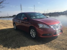 Used Nissan Bluebird Sylphy