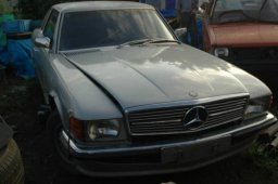 Used Mercedes-Benz 450SLC