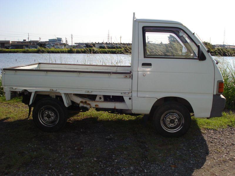 Daihatsu hijet cargo gallery