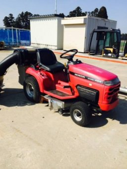 Used Honda lawnmower