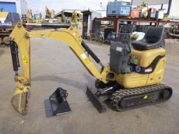 Used CAT MINI EXCAVATOR