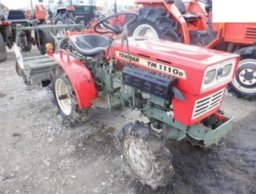 Used Yanmar Tractor