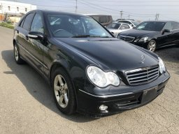 Used Mercedes-Benz C180