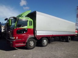 Used Mitsubishi FUSO Super Great