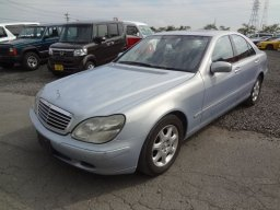 Used Mercedes-Benz S430