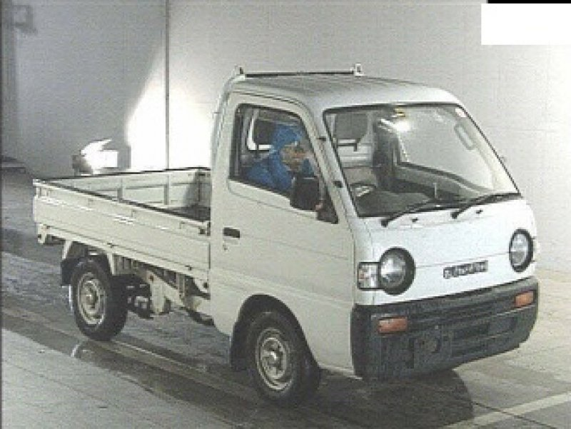 suzuki carry truck 4wd 1993 used for sale. Black Bedroom Furniture Sets. Home Design Ideas