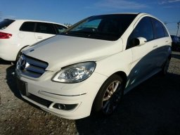 Used Mercedes-Benz B170