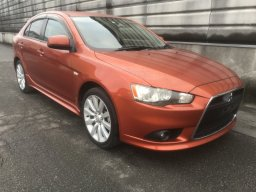 Used Mitsubishi GALANT FORTIS SPORTS BACK