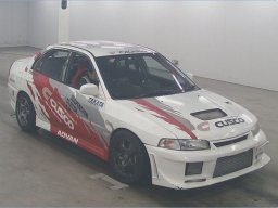 Used Mitsubishi Lancer Evolution