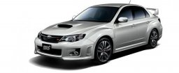 Used Subaru wrx sti sedan