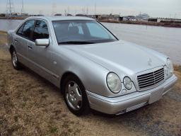 Used Mercedes-Benz E320