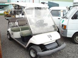 Used Yamaha golf cart